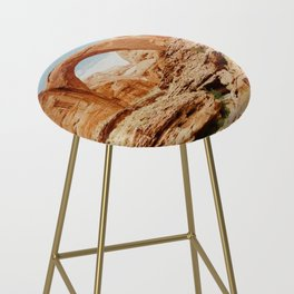 Rainbow Bridge Bar Stool