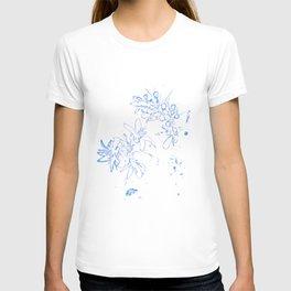 OB Blue & White T-shirt