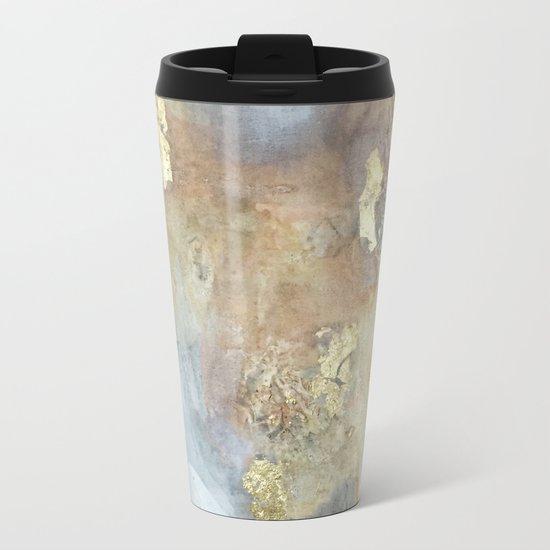 Reef Metal Travel Mug