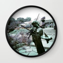 Garden Lover Wall Clock