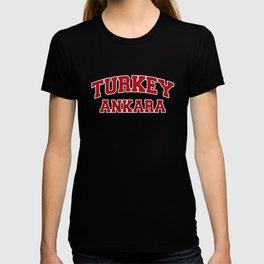 Ankara Turkey City Souvenir T-shirt
