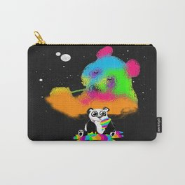 Technocolored Dreams Carry-All Pouch