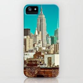 This Was Midtown Manhattan iPhone Case