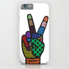 The Misfit Movement Peace Sign iPhone 6s Slim Case