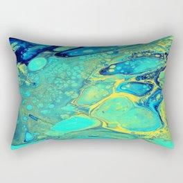 Cellular Pour Rectangular Pillow