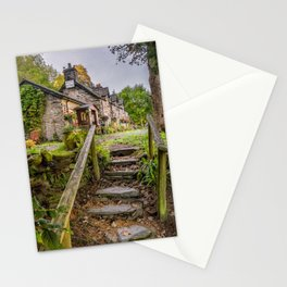 Quaint Tea Room Stationery Cards