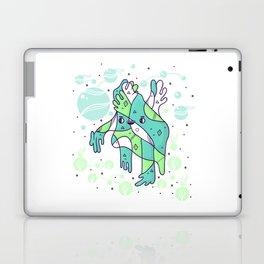 Foot girl mcfootington Laptop & iPad Skin