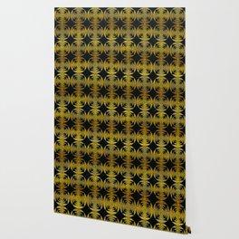Golden Disco Wallpaper