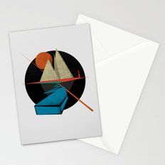 Mountain & Stars Stationery Cards