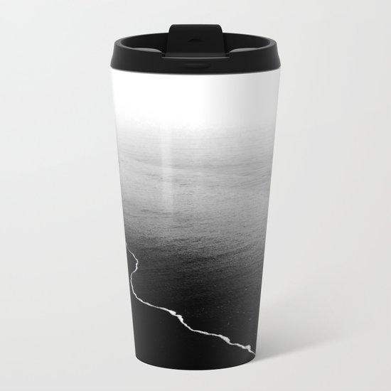 dead calm Metal Travel Mug