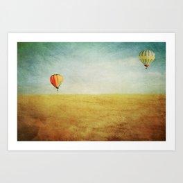 Free To Dream Art Print