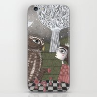 once upon a  time iPhone & iPod Skins featuring Once Upon a Time by Judith Clay