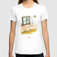 apple T-shirts featuring Apple! by Pepan