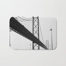 PORTUGAL ... Lisbon - Ponte 25 de Abril I Bath Mat