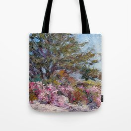 In The Pink — Point Lobos, Carmel, California Tote Bag