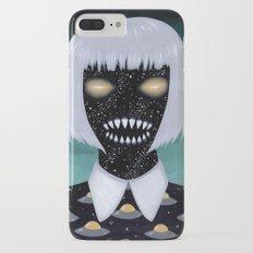 space demon ufos iPhone 7 Plus Slim Case