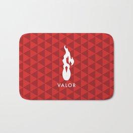 Pokémon Go Team Valor Red Moltres Emblem (2) 2016 Bath Mat