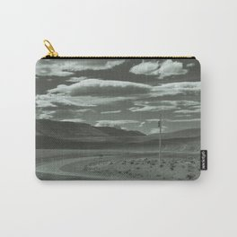 Lonely Road Carry-All Pouch