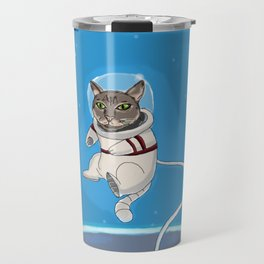 Catstronaut Travel Mug