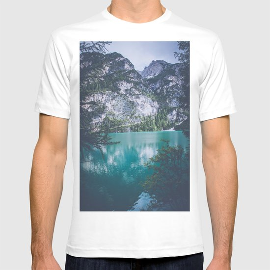 Peer Through T-shirt