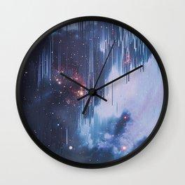 Twinkle Little Stars Wall Clock