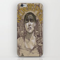 Redemption iPhone & iPod Skin
