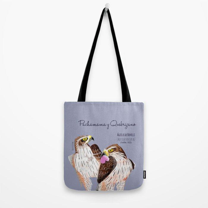 Totem Bonelli´s eagle (GREFA) #2 Tote Bag