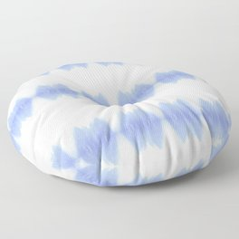 SnowPetals Floor Pillow