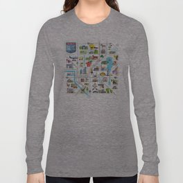 Take Time For Dallas Long Sleeve T-shirt