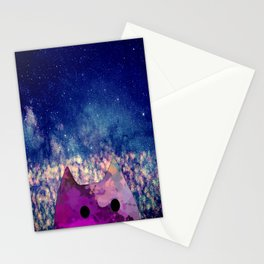 cat-451 Stationery Cards