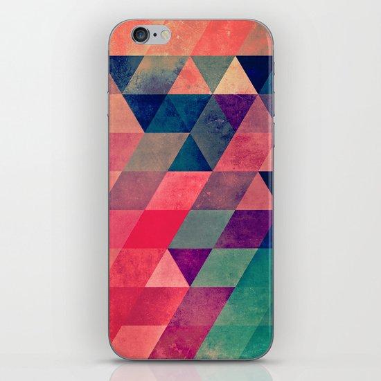 hyt cyryl iPhone & iPod Skin