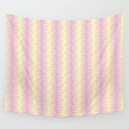 3D Effect Pattern QR Wall Tapestry