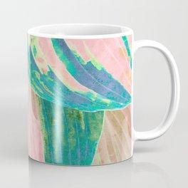 Hosta Multicolor Coffee Mug