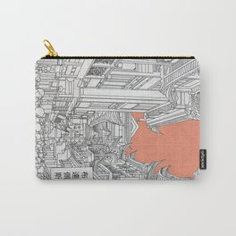 Street in China Carry-All Pouch