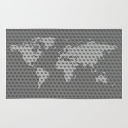 World map 4 Rug