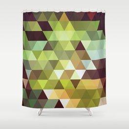 Modern Pattern No. 14 Shower Curtain