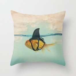 Brilliant Disguise (RM) Throw Pillow