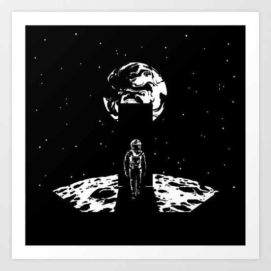 [monolith] Art Print