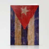 cuba Stationery Cards featuring Cuba  by Jordygraph