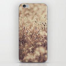 Field So Bright iPhone & iPod Skin