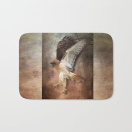 Evening Hawk Bath Mat