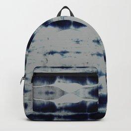 Shibori Strips Backpack