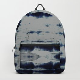 Shibori Strips Backpack