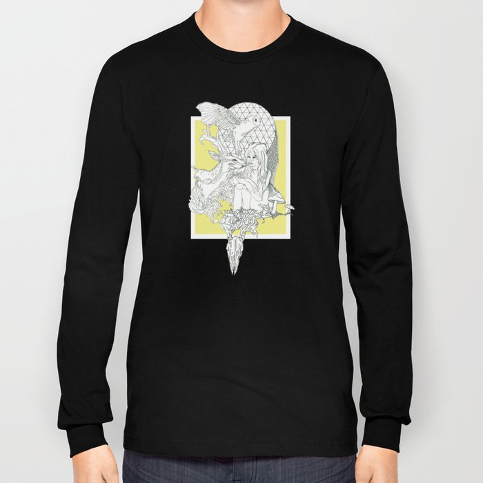 nurture  Long Sleeve T-shirt