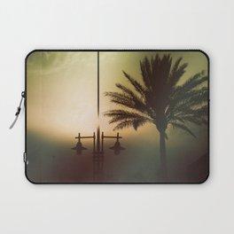 Mysterious sunset Laptop Sleeve
