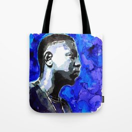 D A M N Tote Bag