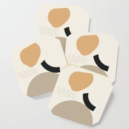 // Shape study #24 Coaster
