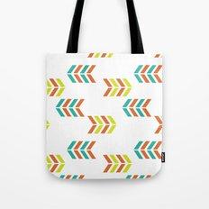 ArrowStrips Tote Bag