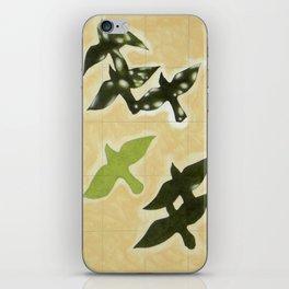 Pigeons iPhone Skin