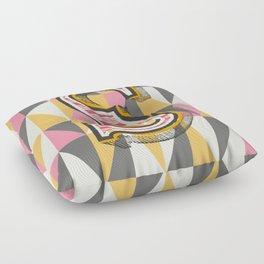 Letter S Floor Pillow